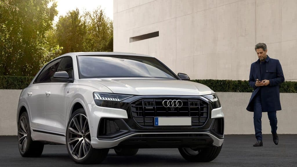 Leasing audi Q7 Luxembourg